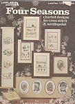 Click here to enlarge image and see more about item KNIT211: VINTAGE~FOUR SEASONS~OOP~1980
