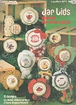 Click here to enlarge image and see more about item KNIT212: CROSS STITCH~Jar Lids Canning Pattern ~ GIFTS