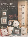 Click here to enlarge image and see more about item KNIT220: CROSS STITCH FAVORITES~GRAPHIQUE NEEDLE ARTS