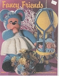 Click here to enlarge image and see more about item KNIT265: VINTAGE~FANCY FRIENDS~CROCHET~OOP