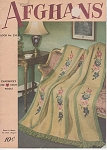 Click here to enlarge image and see more about item KNIT28: Antique Afghans~Knit~Crochet~Chadwick~1948OOp