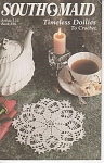 Click here to enlarge image and see more about item KNIT41: TIMELESS DOILIES~SOUTHMAID~CROCHET