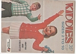 Click here to enlarge image and see more about item KNIT52: Kiddies 2 - 10 Vintage Pattens Knit & Crochet