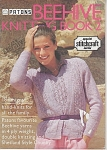 Click here to enlarge image and see more about item KNIT06: VINTAGE~BEEHIVE~KNITTING BOOK~FAMILY STYLES~
