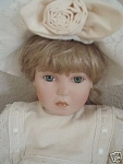 Click here to enlarge image and see more about item KUCK104: BEAUTIFUL BUTTERCUP~ANNE DiMARTINO~LE~DOLL