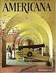 Americana magazine -  Septemb er 1975