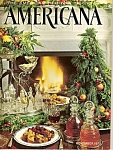 Americana magazine- November 1975