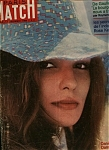 Paris Match magazine - 7 Decembre 1968
