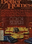 Better Homes and Gardens magazine - April 1971