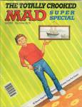 MAD SUPER  SPECIAL MAGAZINE -  FALL 1987