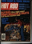 Hot Rod Magazine - April 1976