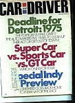Car and Driver magazine- June 1970