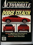 Automobile Magazine - March 1990