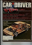 Car and Driver Magazine- April 1981
