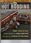 Popular Hot Rodding Magazine- January 1968