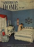 The American Home for April 1950