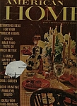 American Home Magazine - March 1966