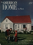 The American Home for March 1950