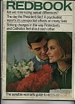 Redbook magazine - March 1964