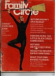 Family Circle Magazine - October 1967