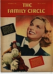 The Family Circle Magazine - November 3, 1939