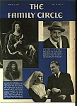 Family Circle Magazine - March 15, 1940
