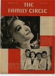 The Family Circle magazine - September 6, 1940