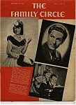 The Family Circle Magazine- December 20, 1940