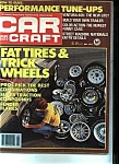 Car Craft Magazine- May 1977