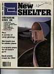Rodale's New Shelter magazine - January 1982