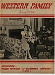 Western Family  Magazine - January 22, 1942