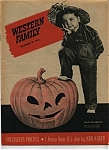 Western Family  magazine - October 19, 1944