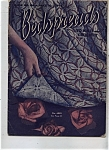 Bedspreads  magazine - Copyright 1942