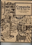 Comanche Seed & Feed Inc. Catalog - Texas