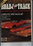 Road & Track Magazine- March 1983