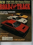 Click here to enlarge image and see more about item M0367: Road & Track Magaz ine - September 1976