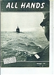 U.S. Navy - All Hands magazine -  February 1962