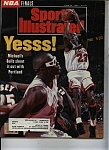 Sports Illustrated Magazine - June 15, 1992
