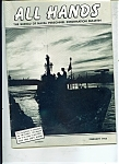 U.S. Navy - All Hands magazine- February 1953