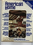 Click here to enlarge image and see more about item M0388: American Home  - May 1974
