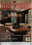 House Beautiful magazine - January 1993