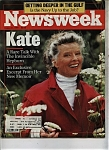 Newsweek magazine - August 31, 1987
