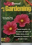 Sunset Joy of Gardening - 1979