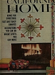 California Home Magazine - December 1964