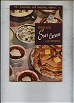 Click here to enlarge image and see more about item M0523: Cooking with Sour Cream and Buttermilk -copy.1956