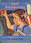 Click here to enlarge image and see more about item M0569b: Good Housekeeping Magazine - September 1940