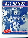 USNavy - All Hands magazine -  March 1965
