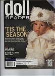 Click here to enlarge image and see more about item M0581: Doll Reader Magazine - January 2003