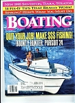 Click here to enlarge image and see more about item M0603: Boating Magazine - October 1994