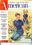 The American Magazine -April 1952